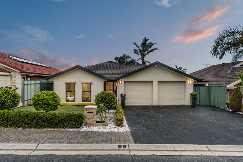 3 Hughes Court, Walkley Heights SA 5098